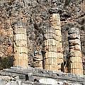 Ancient Delphi 8 by Teresa Ruiz