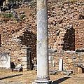 Ancient Delphi by Teresa Ruiz