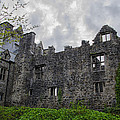 Ancient Donegal Castle by Bill Cannon
