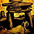 Ancient Grunge by John Malone