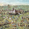 Ancient Jerusalem by Granger