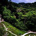 Ancient Maya Ruins by Antti Muranen