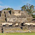 Ancient Mayan Ruins, Altun Ha, Belize by Panoramic Images