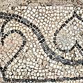 Ancient Mosaic by Grigorios Moraitis
