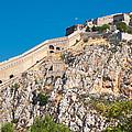 Ancient Palamidi Fortress by Gurgen Bakhshetsyan