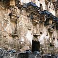 Ancient Roman Theater 4 by Teresa Ruiz