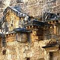 Ancient Roman Theater 6 by Teresa Ruiz