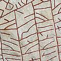 Ancient Runestone by Lars Hallstrom