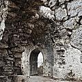 Ancient Side Byzantine Hospital by Sophie McAulay