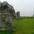 Ancient Site Of Avebury by Denise Mazzocco