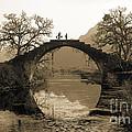 Ancient Stone Bridge by King Wu