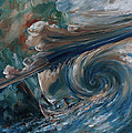 Ancient Storm by Igor Khalandovskiy