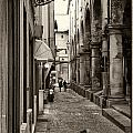 Ancient Street by Craig Brown