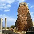 Ancient Turkey 4 by Teresa Ruiz