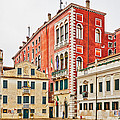 Ancient Venetian Houses by Horst Werner