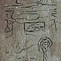 Ancient Wall Art by John Malone
