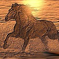Andalusian Sunset by Maria Urso