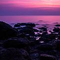 Andaman Sea Sunset by Stefan Johansson