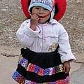 Andean Chiquita by Barbie Corbett-Newmin