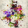 Anderson Silva by Aged Pixel