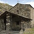 Andorra. Canillo. Church Of Sant Joan by Everett