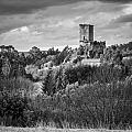Andrade's Castle Galicia Spain by Pablo Avanzini