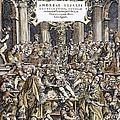 Andreas Vesalius Teaching by Granger