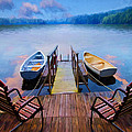 Andre's Dock by David Wagner