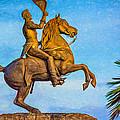 Andrew Jackson - Paint by Steve Harrington