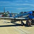 Andrews J B Air Show 6 by Ricardo J Ruiz de Porras