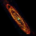 Andromeda Galaxy M31 by Science Source