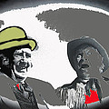 Andy Devine  Chill Wills Old Tucson Arizona 1971-2008 by David Lee Guss