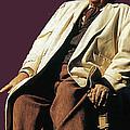 Andy Devine Singing Old Tucson Arizona by David Lee Guss