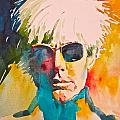 Andy Warhol by David Lobenberg
