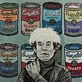 Andy Warhol by Heidi Hooper