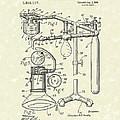 Anesthetic Machine 1919 Patent Art by Prior Art Design