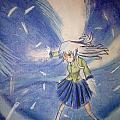 Angel Beats by Louis  Preston