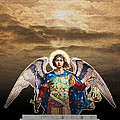 Angel by David Davies