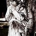 Angel In Prayer by Sonja Quintero