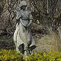 Angel In The Garden by LeeAnn McLaneGoetz McLaneGoetzStudioLLCcom
