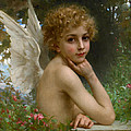 Angel by Jules Cyrille Cave