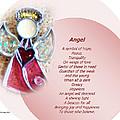 Angel by Lovina Wright