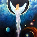 Angel Of The Eclipse by Marina Petro