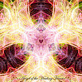 Angel Of The Healing Heart by Diana Haronis
