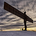 Angel Of The North by Daniel Dent