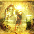 Angel Spirit by Yvon van der Wijk