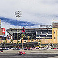 Angel Stadium Of Anaheim by Photographic Art by Russel Ray Photos