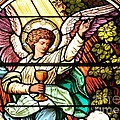 Angel With A Chalice by Adam Jewell