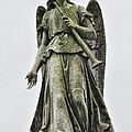 Angel With Trumpet by Bill Cannon