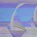 Angelfish3 by Stephanie Grant